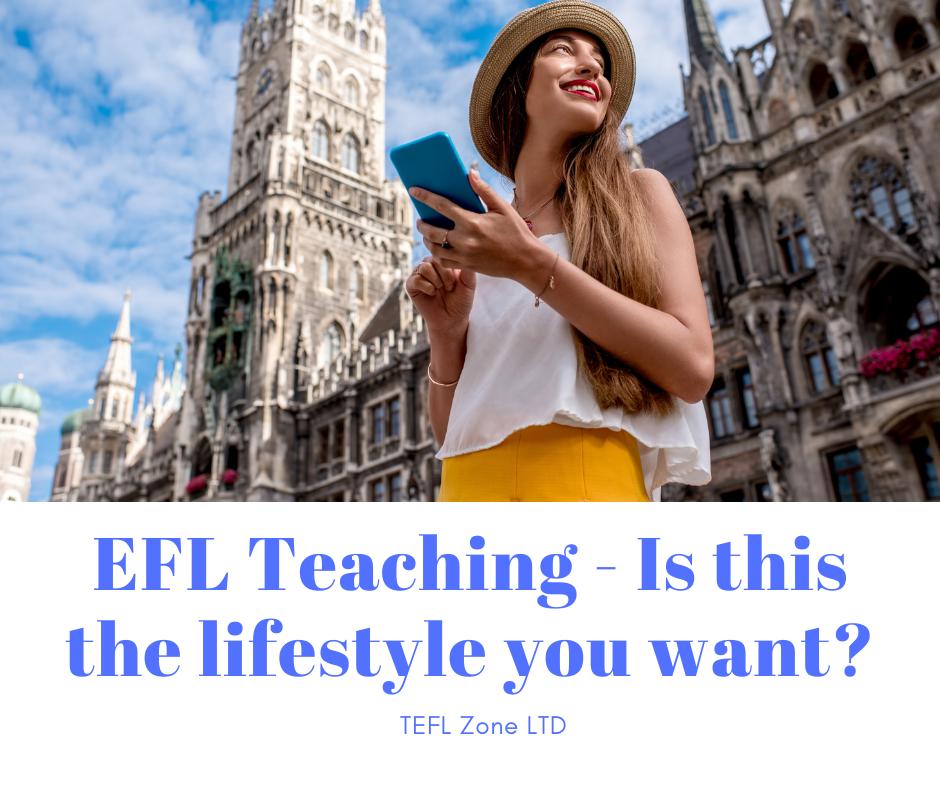 EFL Teaching