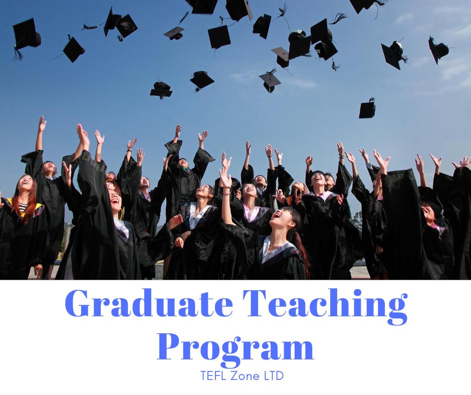 Graduate GAP Year